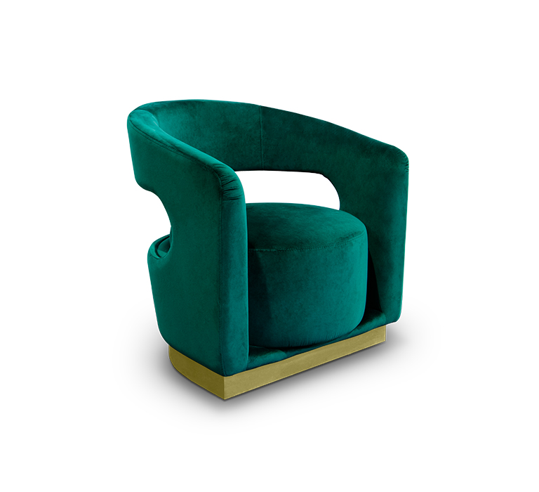 patrick norguet Patrick Norguet designs Colorful Interior for Okko Hotels ellen armchair 02 zoom
