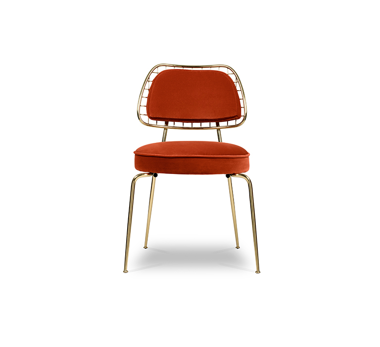 patrick norguet Patrick Norguet designs Colorful Interior for Okko Hotels marie chair zoom 01