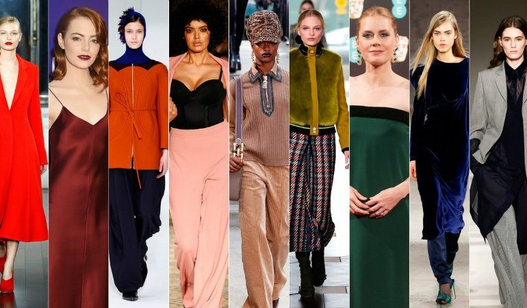fall 2017 color trends According to Pantone These Are the Fall 2017 Color Trends According to Pantone These Are the Fall 2017 Color Trends 6 770x450