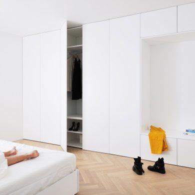 swarovski Swarovski Presents The New Infinite Aura Collection Studio Arhitektura doo Restores Apartment at Ljubljana Towers 3 390x390
