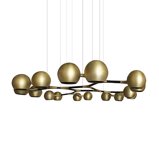 2017 winter trends According to Las Vegas Market These are the 2017 Winter Trends horus brass suspension lighting 1
