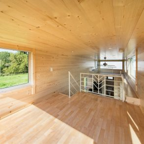 Escape One XL a two-storey micro home on wheels escape one xl Escape One XL: a two-storey micro home on wheels Escape One XL a two storey micro home on wheels6 293x293