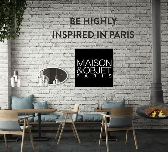 Furniture Brands You Can't Miss at Maison Objet Paris 2017