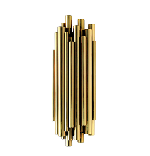 10surdix Project by 10surdix features Iconic Mid-century Modern Furnishings brubeck wall lamp detail 01