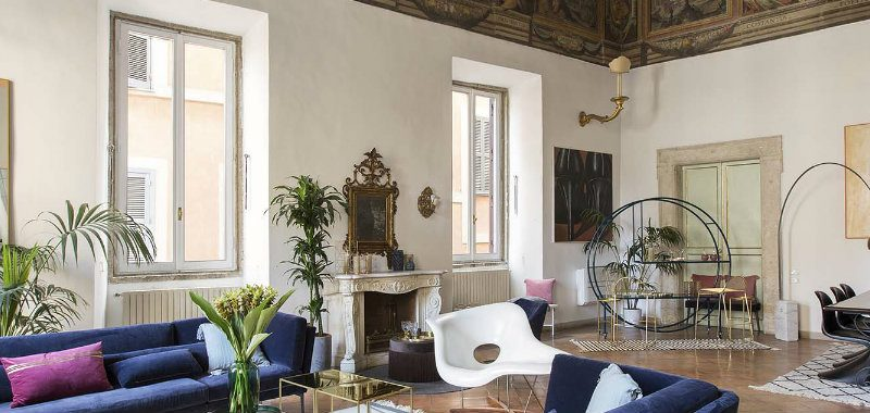 Luxury and design in Rome with Costaguti Experience.5