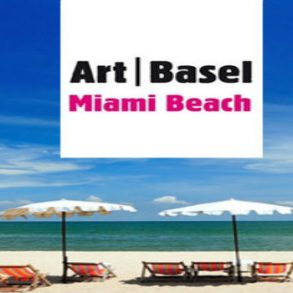 Art BaselMiami Beach 2017 is Coming! Are You Ready Art Basel/Miami Beach 2017 Art Basel/Miami Beach 2017 is Coming! Are You Ready? Art BaselMiami Beach 2017 is Coming Are You Ready 3 293x293