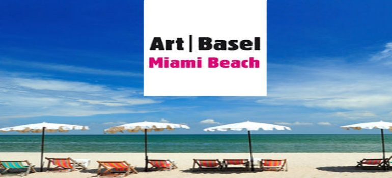 Art BaselMiami Beach 2017 is Coming! Are You Ready