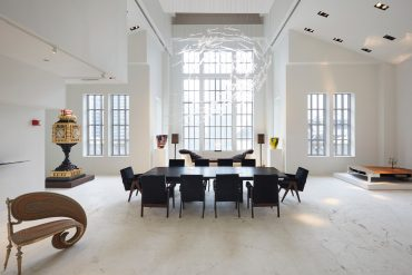 design galleries in nyc A Few Design Galleries in NYC You Need to Visit! Carpenters Workshop Gallery Julien Lombrail Loi  c Le Gaillard New York USA dezeen 1568 3 370x247