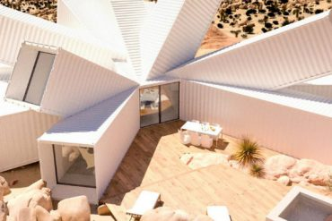 Joshua Tree Residence Get Amazed by Joshua Tree Residence Designed by James Whitaker Get Amazed by Joshua Tree Residence Designed by James Whitaker 370x247