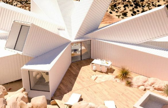 Joshua Tree Residence Get Amazed by Joshua Tree Residence Designed by James Whitaker Get Amazed by Joshua Tree Residence Designed by James Whitaker 585x379