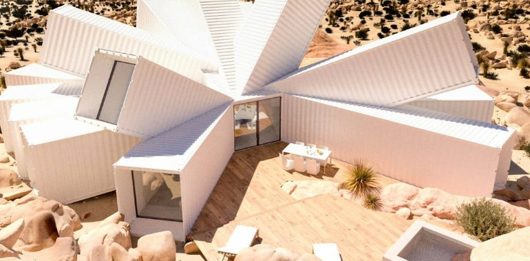 Joshua Tree Residence Get Amazed by Joshua Tree Residence Designed by James Whitaker Get Amazed by Joshua Tree Residence Designed by James Whitaker 770x379