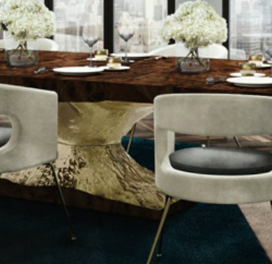 Hollywood Meets Tapestry With Three Elegant Rugs by Essential Home AD100 AD100 2018 – Presenting This Year's Architectural Digest's Famous List Hollywood Meets Tapestry With Three Elegant Rugs by Essential Home 1 390x379