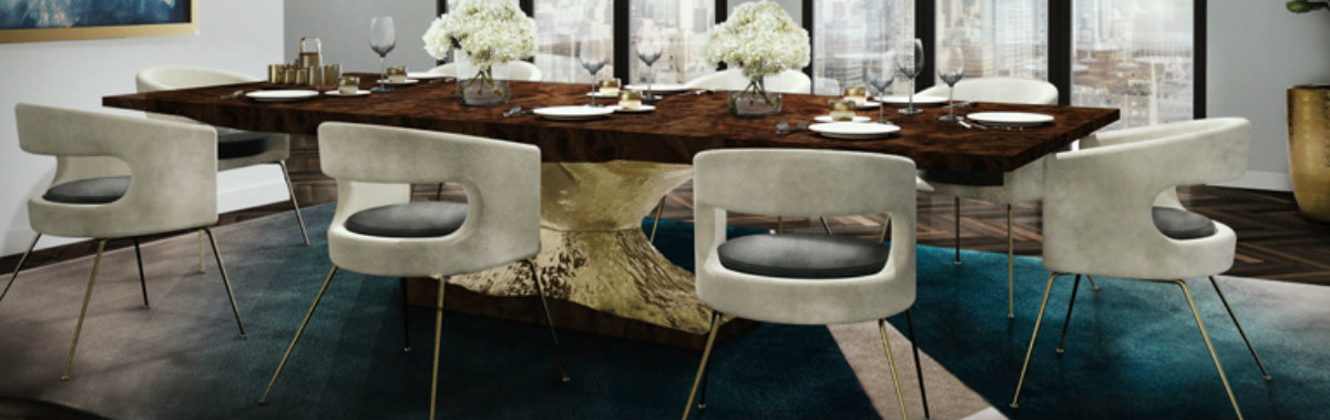 Hollywood Meets Tapestry With Three Elegant Rugs by Essential Home