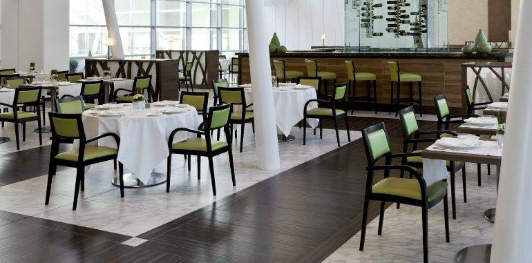 Sheraton Debuts New Elegant Restaurant Design At Milan Aiport Hotel
