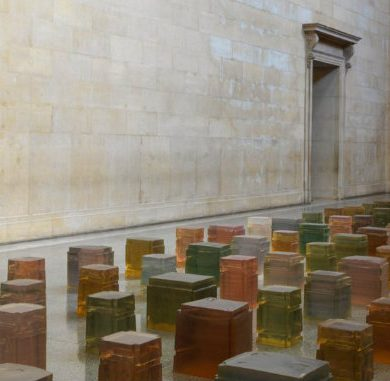 Design Events The Best London Design Events You Can't Miss This Summer! Tate Modern Exhibit 30 Years of Sculpture by Rachel Whiteread 390x381