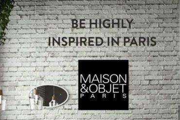 4 Brands That you Can't Miss At Maison et Objet 2018 Maison et Objet 2018 4 Brands That you Can't Miss At Maison et Objet 2018 4 Brands That you Cant Miss At Maison et Objet 2018 6 370x247