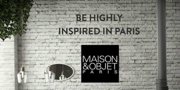 4 Brands That you Can't Miss At Maison et Objet 2018 Maison et Objet 2018 4 Brands That you Can't Miss At Maison et Objet 2018 4 Brands That you Cant Miss At Maison et Objet 2018 6 585x293