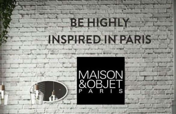 4 Brands That you Can't Miss At Maison et Objet 2018  Maison et Objet 2018 September – Meet the New Rising Talentsdesign event, france, Maison et Objet, Maison et Objet 2018, paris 4 Brands That you Cant Miss At Maison et Objet 2018 6 585x380