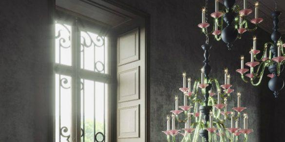 Introducing the Stunning Chrystal Lighting of Preciosa