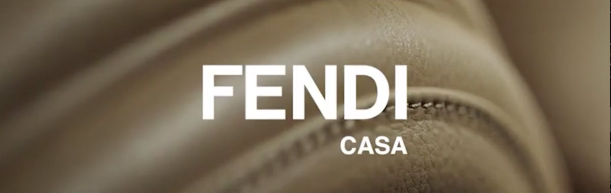 The Showcase of Fendi Casa At Maison et Objet 2018