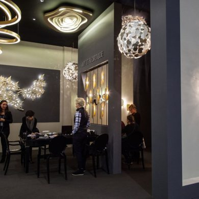 Discover The Stunning Elegance of Art and Floritude furniture showrooms in paris Furniture Showrooms in Paris To Visit During Maison et Objet lamp options 390x390