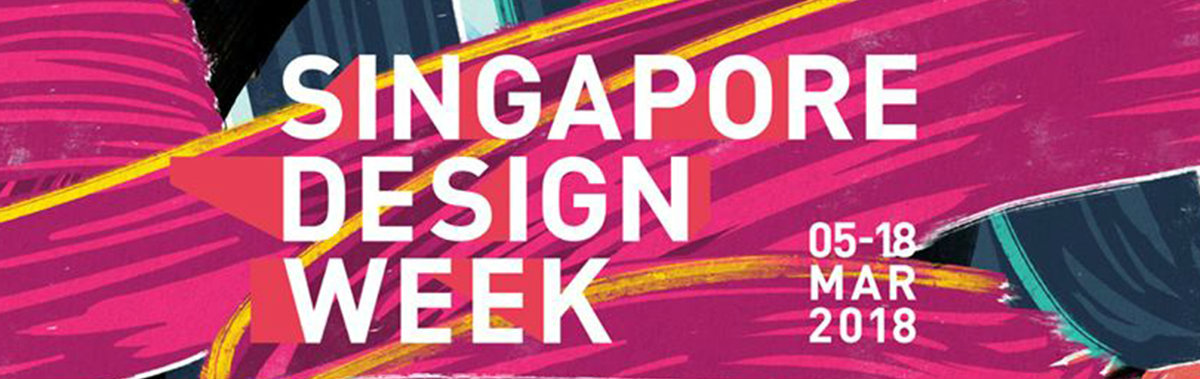 All You Need To Know About Singapore Design Week 2018