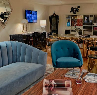 Covet House London Celebrates Design With a Bloggers Meeting