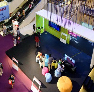 Explore The Malaysian International Funiture Fair 2018 (12) luxury bathroom Top Luxury Bathroom Exhibitors at Decorex 2016 Explore The Malaysian International Funiture Fair 2018 12 390x379