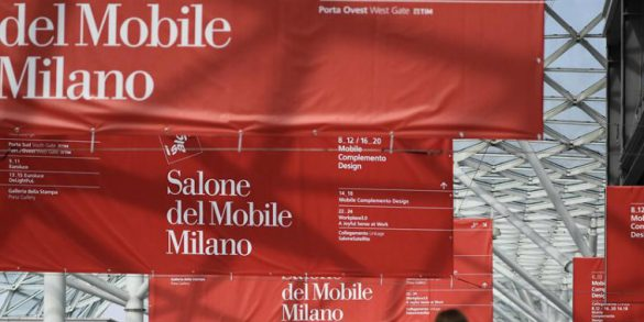 The Two Central Points of Milan Design Week 2018  The Best Info Guide For iSaloni The Two Central Points of Milan Design Week 2018 15 585x293