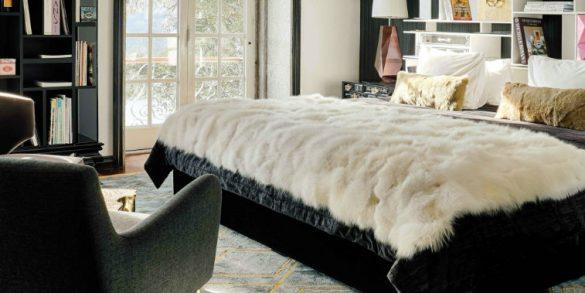 luxury suite A Stunning Luxury Suite by Boca do Lobo Boca do Lobos Suite 2 585x293
