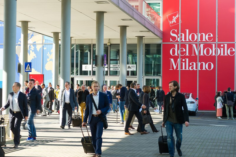 The Best InfoGuide For ISaloni 2018!  The Best Info Guide For iSaloni The Best InfoGuide For ISaloni 2018 16