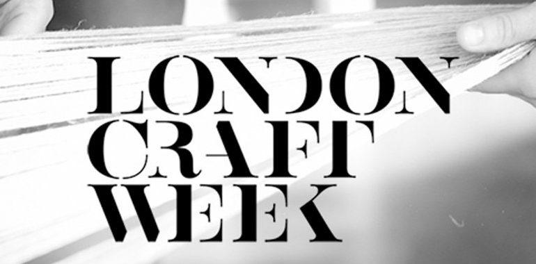 Presenting The London Craft Week 2018 London Craft Week Presenting The London Craft Week 2018 Craft Week Feautured Image 770x380