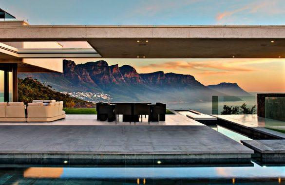 According to Christie's, The Luxury Market Is Growing Worldwide 01 OVD 919 Luxury Villa Ocean View Dr Bantry Bay Cape Town South Africa 1840x1035 585x380