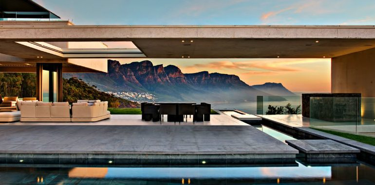 According to Christie's, The Luxury Market Is Growing Worldwide 01 OVD 919 Luxury Villa Ocean View Dr Bantry Bay Cape Town South Africa 1840x1035 770x380
