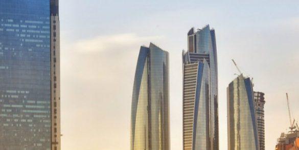 brand van egmond The Amazing Showcase of Brand van EGMOND at Decorex 2018 Headquarters f the Abu Dhabi National Oil Company 1024x960 585x293