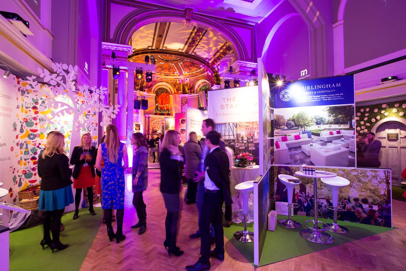 events in london Top August Events in London! PORT Marylebone 150131 LondonSummerEventShow 06