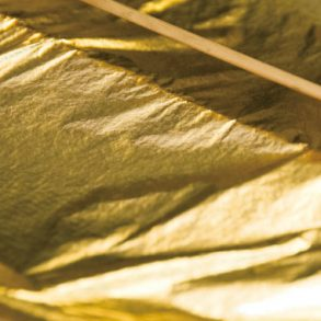 Leaf Gilding The Amazing World of the Leaf Gilding Technique kanazawa gold leaf 293x293