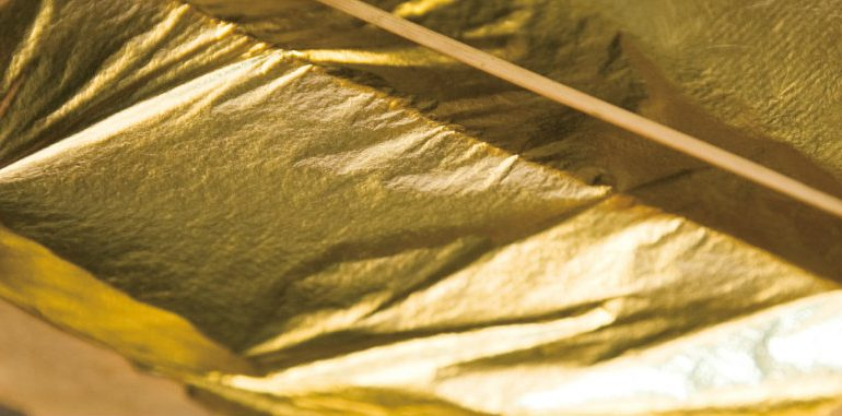 Leaf Gilding The Amazing World of the Leaf Gilding Technique kanazawa gold leaf 770x381