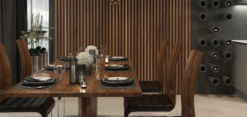 lasvit Lasvit Is Celebrating Glass Design in London DelightFULLs Mid Century Lamps Shine in Open Plan Kitchen in Greece 2