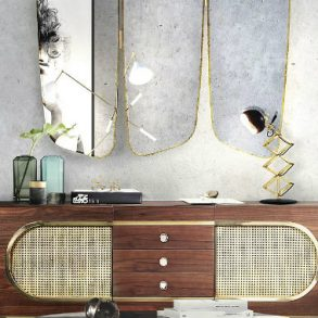 decor guide Amazing Mid-Century Decor Guide For Your Living Room Midcentury modern living room decor from Essential Home 293x293