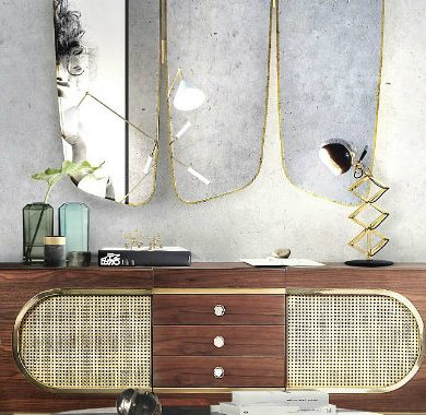 living room ideas Living Room Ideas For a Luxurious Interior Design Project Midcentury modern living room decor from Essential Home 390x380