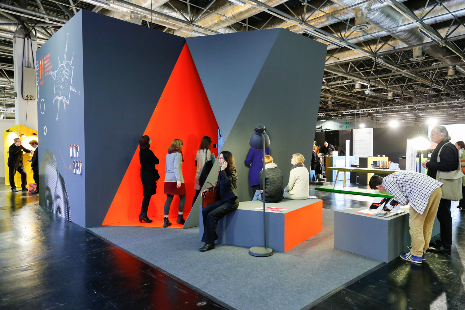 imm cologne 2019 5 stands you can't miss at imm cologne 2019 CologneBoothDesignatimm