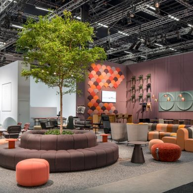 Stockholm Furniture Fair 2019 Guide 100% Design Highlights of The First Day of 100% Design Stockholm Furniture Fair 1 390x390