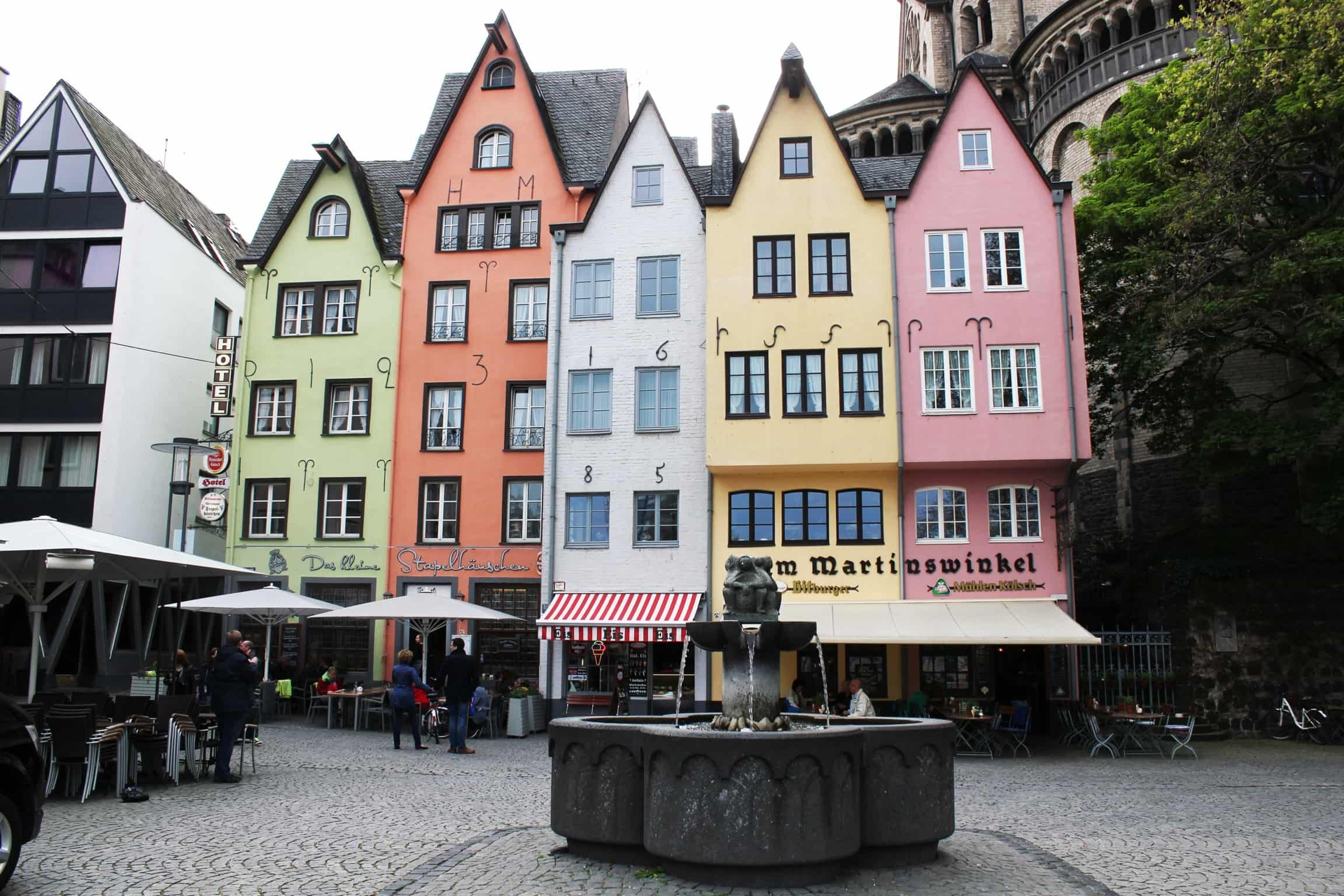 5 reasons to visit cologne - Cologne's Old Town reasons to visit cologne City Guide: 5 reasons to visit Cologne image 85 min