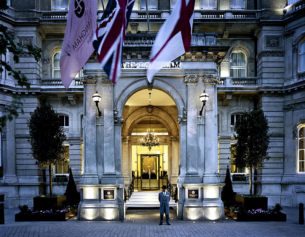 langham hotel in London Design Guide london design guide LONDON DESIGN GUIDE LANGHAM HOTEL