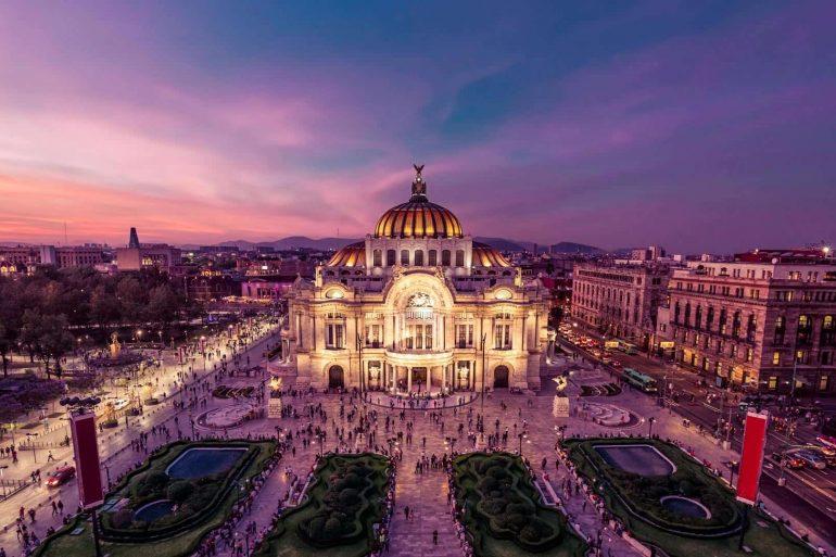 Mexico City Design Guide mexico city design guide Mexico City Design Guide Palacio de Bellas Artes in Mexico City 20170329 min 770x513