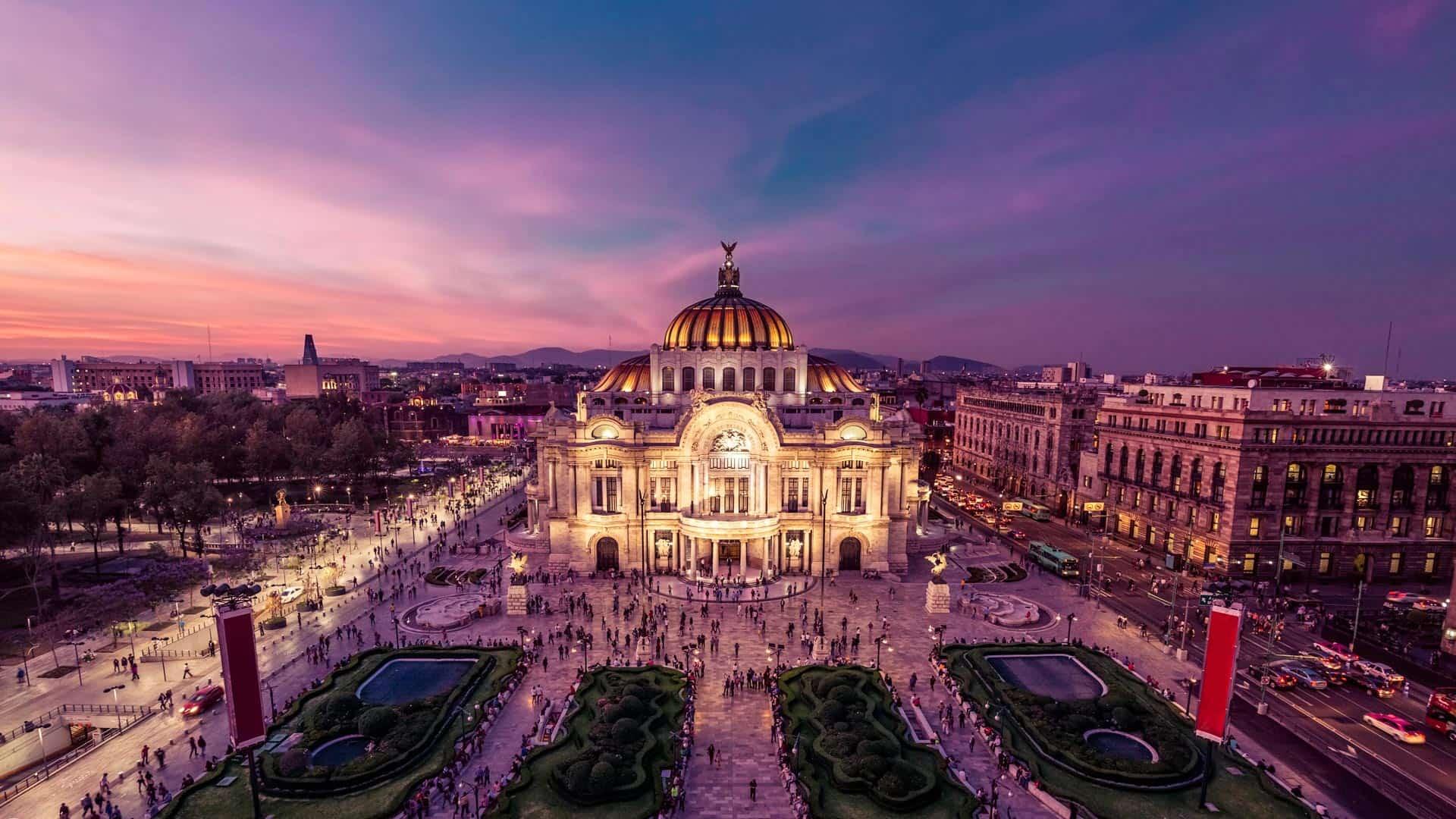 Mexico City Design Guide mexico city design guide Mexico City Design Guide Palacio de Bellas Artes in Mexico City 20170329 min