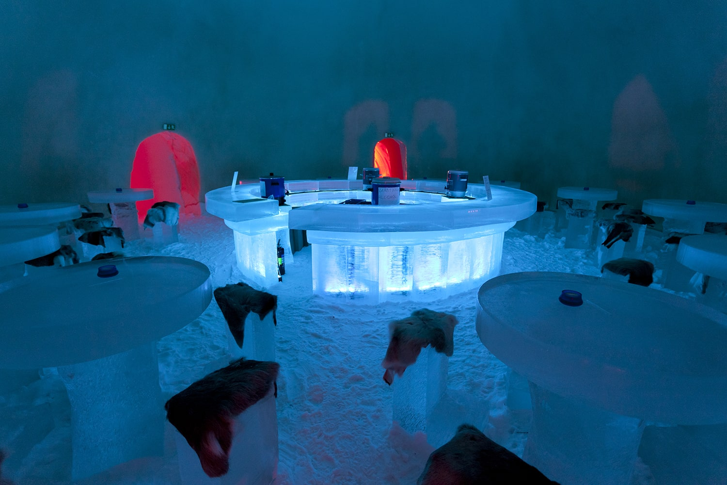 Arctic Design Week 2019 Arctic Design Week 2019 Arctic Design Week 2019 Event Guide arctic snowhotel snow restaurant min