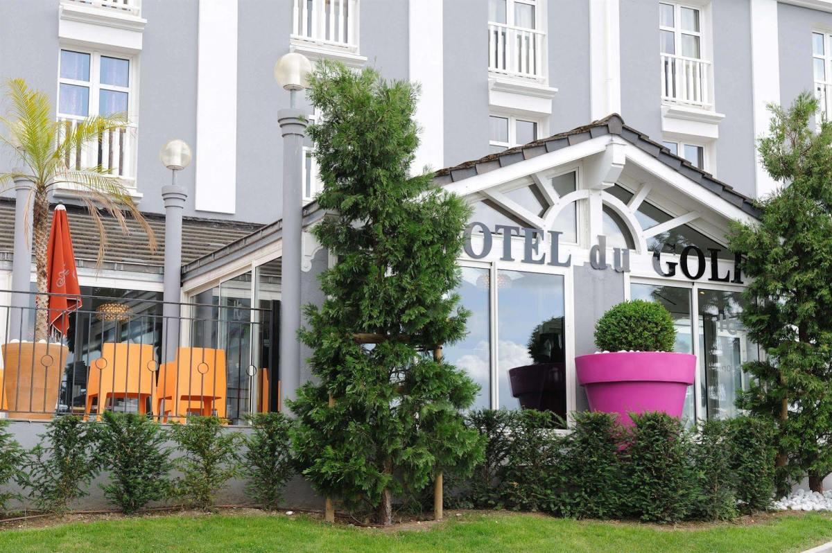 hotel du golf in Saint-Étienne Design Guide