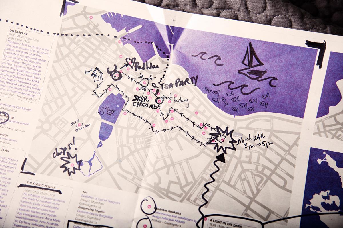 design march reykjavik 2019 DESIGN MARCH REYKJAVIK 2019 EVENT GUIDE 01